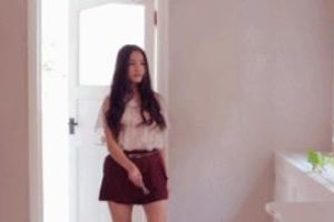 I bet everyone wants to marry this talented asian girl (10 gifs)