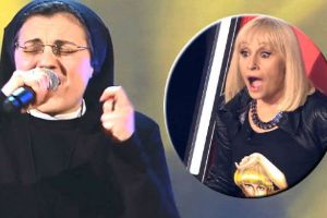 A 25-year-old nun SHOCKS judges on The Voice of Italy!