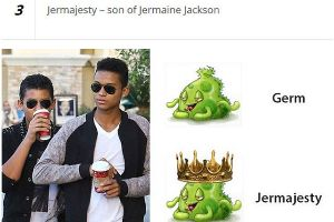Ridiculous names celebrities named to their children. We just cant take it seriously (25 pics)