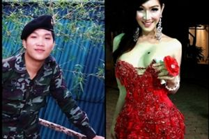 From a tough soldier to a sexy beautiful hot girl. Thai boy`s amazing transformation shocks the internet (15 pics)