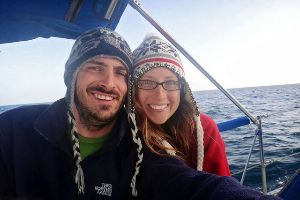 Couple Quit There Jobs and Bought a Sailboat to Travel the World..Totally Inspiring!