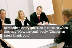 Looking for a Job? This How You Nail Your Job Interview