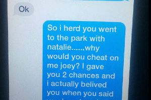 11 Year Old Girls Nails Her Boyfriend via Text Message (4 pics + 1 gif)