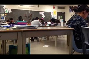 An Entire Classroom Plays Dead in Hilarious Prank on the Teacher