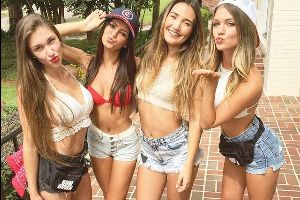 College Girls Are The Best