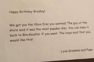 Grandparents Pull Off an Epic Birthday Gift Prank on Their Unsuspecting Grandson (5 pics)