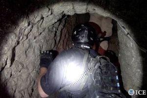 Uncovered: Illegal Tunnel from Mexico to U.S.