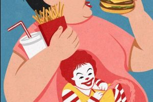 Illustrations that will make you ponder about life