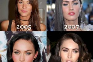 Mind-Blowing Transformations Of Hollywood Stars (16 pics)