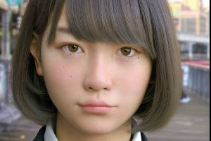 There is something you need to know about this Japanese school girl