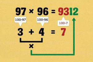 Awesome Simple Math Tricks You Wish They Taught You Earlier in School (9 pics)