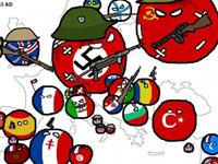 History of European conflicts in 16 awesome and funny drawing pictures