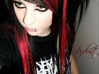Emo girls are found to be hot by many guys whether the boy is emo or not, right ?