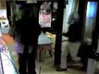 Robbery of Chinese snack bar ends up in amusement...