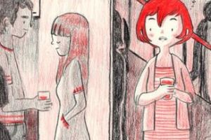 People Always Assume Introverts Are Antisocial, But This Comic Finally Shows The Truth