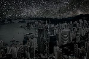 What Cities Would Look Like Without Any Lights (15 pics)