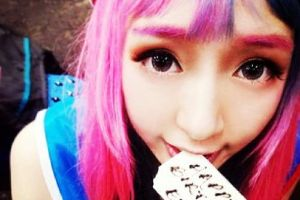 Eva Cheung (aka Eva PinkLand), the cutest girl who is addicted to PINK (21 pics)