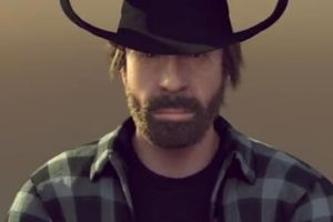 Game Over. Chuck Norris Just Achieved The Most Epic Split Of All Time Between Two Planes
