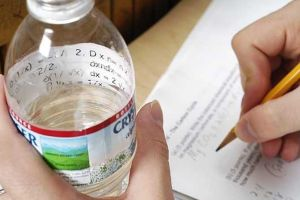 Exams after holiday, too lazy to learn? Here are some best tricks to cheat in exams! (12 pics)