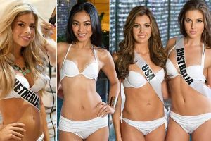 Hottest Photos of 39 Miss Universe Contestants In Their Bikinis. Who Is Your Favorite?