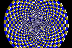 Image is moving? It`s not a video or animation