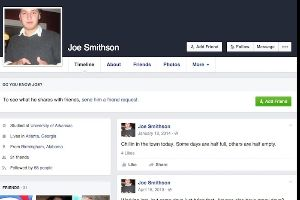 American television personality Josh Duggar`s Cheating Alter Ego Facebook Account Has Been Found