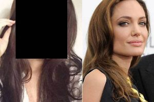This Gorgeous Scottish Office Worker Is Angelina Jolie`s Doppelganger. or Is She Hotter? (25 pics)