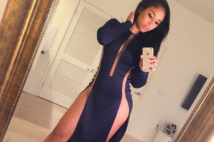 The Internet is Calling Kaicyre Palmers The Hottest Nurse on Instagram. Is She?