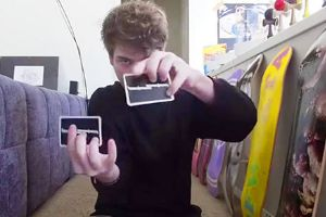 This Kids `Floating Card` Trick Will Blow Your Mind