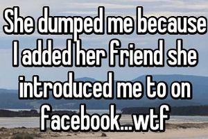 People Share Their Weird, Funny And Petty Reasons Why They Dumped Their Exes (18 pics)
