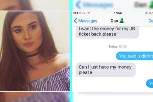 Creative Girl Comes Up With A 17-Year-Long Revenge On Her Cheating Boyfriend (4 pics)