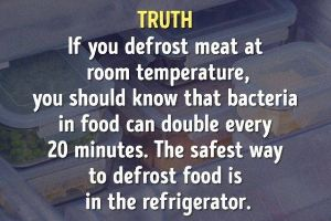 Interesting Myths And Truths About Food Everyone Should Know(20 pics)
