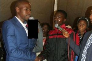 This Is Not An Ordinary Holy Water Pastors Use To Spray On People (9 pics)