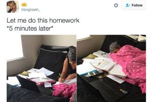 Any Student Will Relate To These Jokes