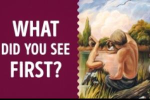 Test: What You See First Will Determine Which Primary Personality Factor Is Strongest in You