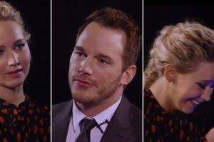 Chris Pratt`s Sex Insult Causes Jennifer Lawrence To Lose It