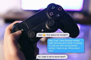 It Is Hard To Be A Gamer`s Girlfriend
