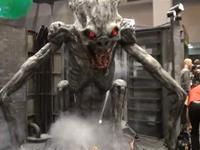 Transworld 2012: Professional Halloween Prop Show