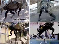 Most badass thing I have seen a Quadruped Robot Do!