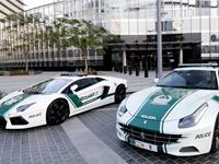 More luxury cars like Bentley, Aston Martin, Lamborghini, Ferrari added to Dubai Police fleet