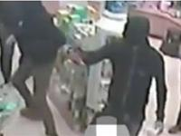 The quickest robbery attempt ever!