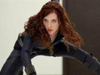 Iron man 2 black widow - challenge accepted