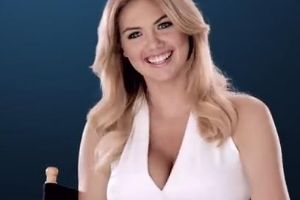 How important is it for a guy to groom `down there` according to Kate Upton?