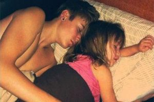 Justin and his half-siblings Jazzy and Jaxon! The Cutest. Siblings. Ever. (17 pics)