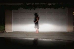 Horror Movie Pregnancy Announcement Is Terrifyingly Awesome