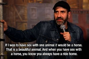Standup Comedians Who Hit The Nail On The Head. #2 Couldn`t Agree More (15 pics)