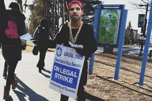 This Instagram Imagines Drake as a Student at the University of Toronto (19 Pics)
