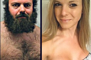 Once Hairy Guy Is Now A Stunning Woman. The Story Of A Transgender Marine Will Shock You.