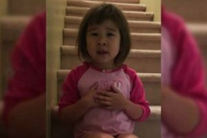 Little Girl`s Quality Advice To Her Divorced Parents Is Simply The Best!
