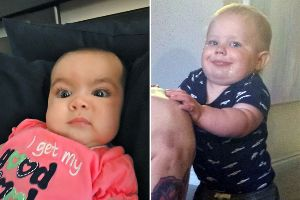 Have You Ever Seen Baby Pooping Faces? If Not This Will Make Your Day! (15 pics)